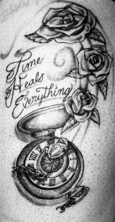 time heals everything by ohemgeeitstory on deviantart