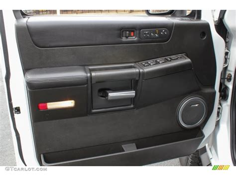 Hummer H2 Interior Door Panel 2007 Hummer H2 Suv Black Door Panel Photo 78495230 Gtcarlot