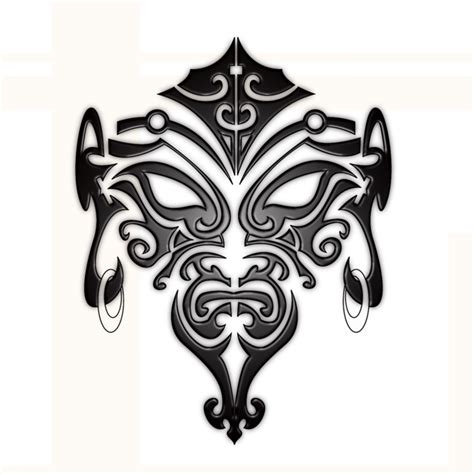 primal tattoo image detail for maori by b rox u on