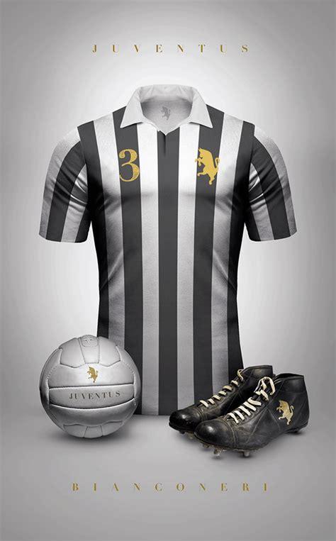 uniformes de clubes de futbol estilo vintage por emi