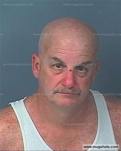 Hernando County Court Records Joseph Fratianni Mugshot Joseph Fratianni Arrest Hernando