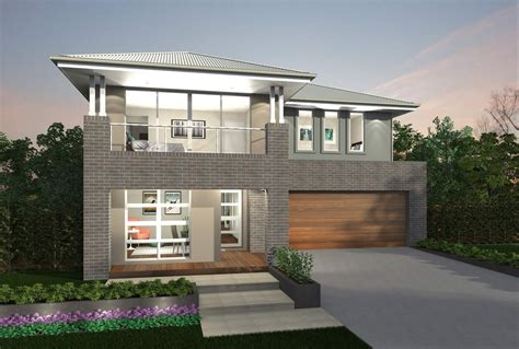 2 Storey House Plans Nz Augusta Two Storey House Design Canberra Region Mcdonald Story Designs And Floor Plans In The