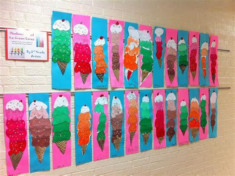 2nd Grade Projects K 6 Art 2nd Grade Art Art Lessons
