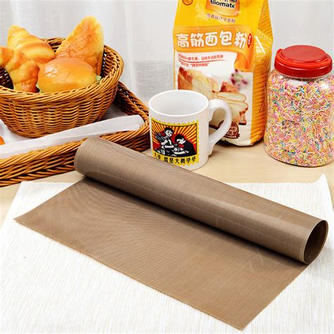 Cooking Mat For Grill by 30 40cm Reusable Non Stick Cooking Liner Oven Microwave