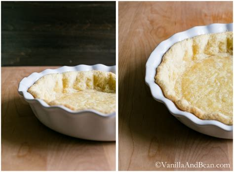 Baking Pastry Blind Without Beans How To Make All Butter Buttermilk Pie Dough Vanilla And Bean