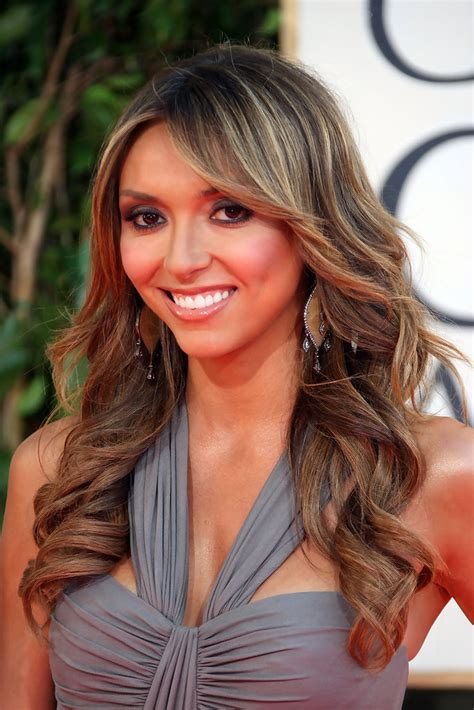 giuliana hair tutorial giuliana rancic long curls with bangs giuliana rancic