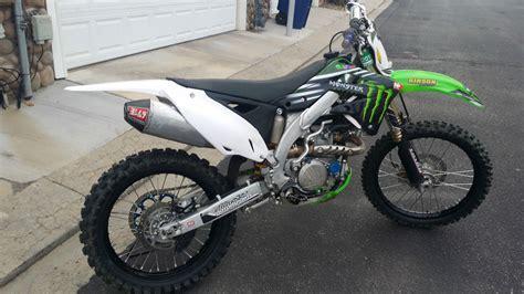 4 stroke motocross bikes 2013 kawasaki kx450f 4 stroke 450 dirt bike motocross