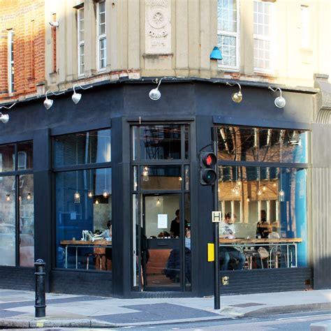 Artisan Coffee Shop? London
