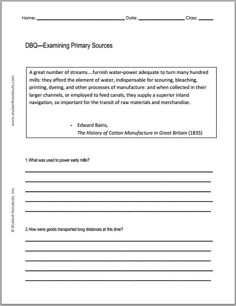 Industrial Revolution Worksheets by Anarchy Essay Ricky Martin