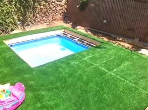 hidden backyard pool hidden pool youtube