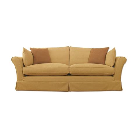 norfolk large 4 seater sofa eaton upholstery at home
