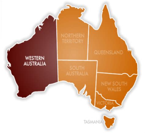Western Australia Records Australian Fact File Australia S Largest State