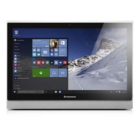 Lenovo Desktop All In One lenovo 23 quot s500z all in one desktop computer 10k3000bus b h