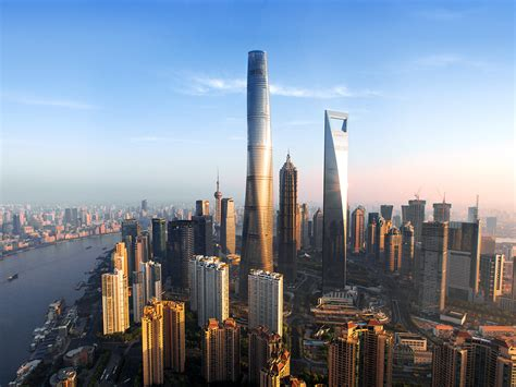 19th Century Floor Plans by Twisting Shanghai Tower Declared As The World S Best