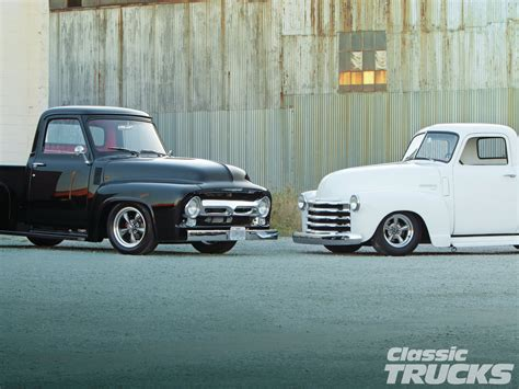 Ford Truck Vs Chevy by Ford Vs Chevy Trucks Html Autos Post