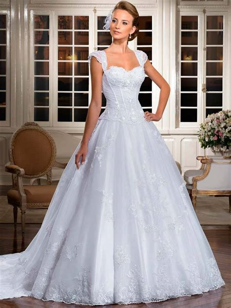 sweetheart neckline ball gown wedding dresses 2013