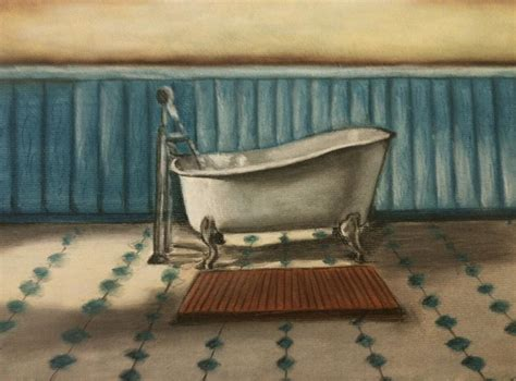 painting an old bathtub old bathtub by michael alvarez