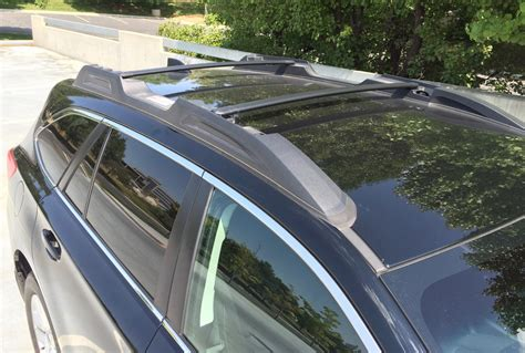Subaru Outback Rack System by Review The 2016 Subaru Outback 2 5i Is A Mixed Bag
