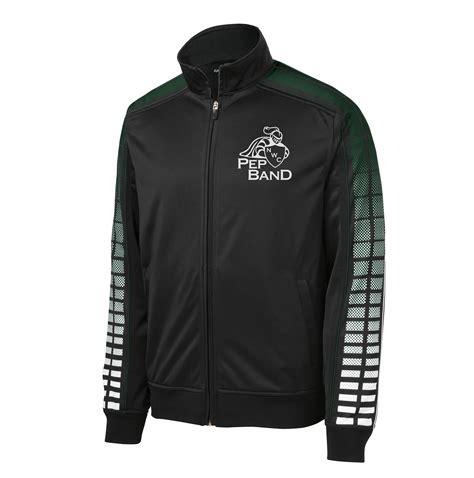 Jacket Mae Band nwc pep band jacket branded sports gear