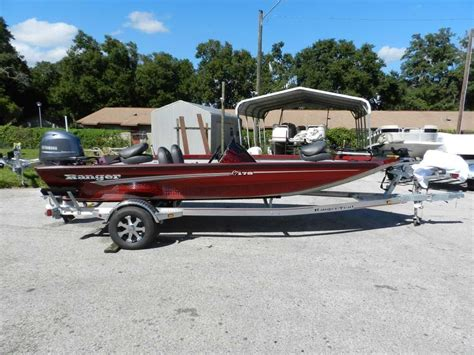 ranger bass boats for sale florida 2015 used ranger rt 178 bass boat for sale leesburg fl