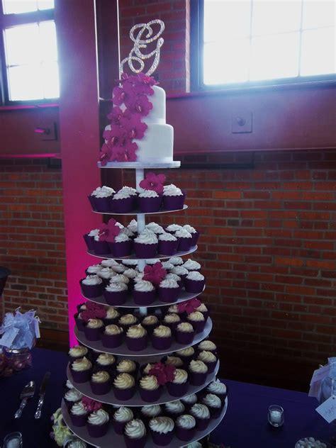wedding cakes springfield il springfield wedding reception illinois cupcake cake pink