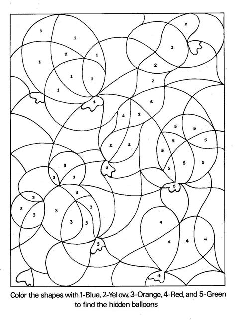 coloring book numbers number coloring pages 5 coloring