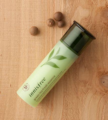 Pelangsing Green Tea Essence skin care green tea fresh essence innisfree