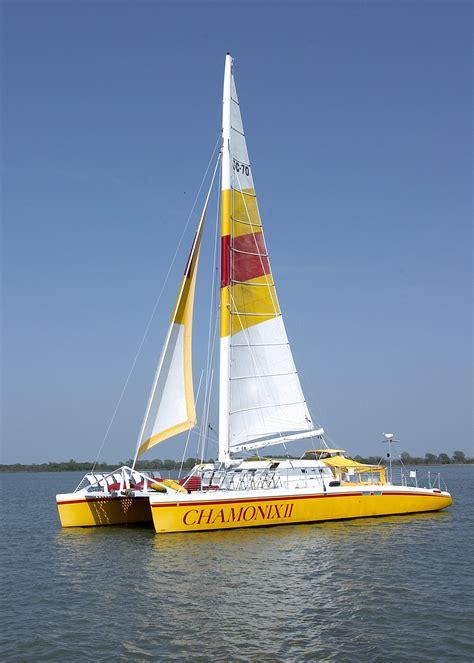 long branch lake boat rental news big d cats chamonix ii sailing catamaran