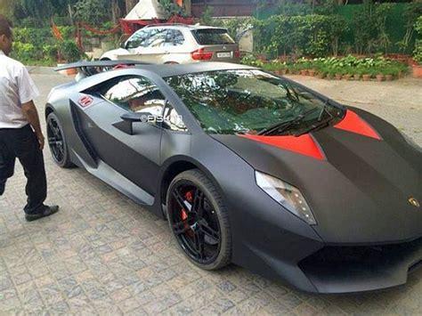 Lamborghini Gallardo Price In Dollars by Dilip Chhabria Builds A Lamborghini Sesto Elemento Replica