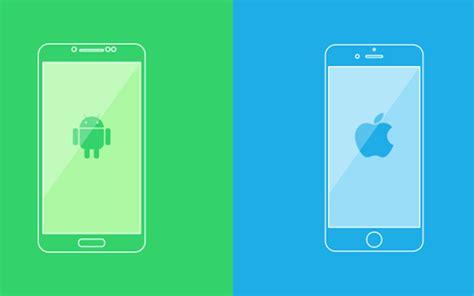 Android Versus Ios 2018 by مقارنة بين اندرويد و Ios في 2018 أندرويد يتغلب على Ios