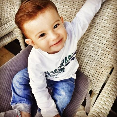 25 cute toddler boy haircuts 25 cute baby boy haircuts for your lovely toddler