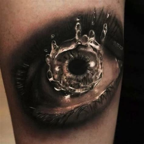 tattoos of eyeballs 35 new 3d for the modern age