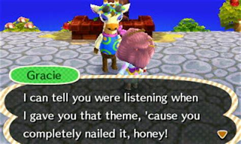 acnl gracie fashion check animal crossing new leaf gracie grace 2017 2018 best