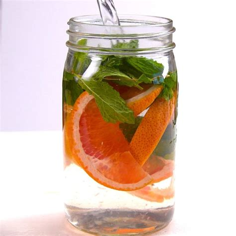 Detox Water With Indian Fruits by Fruit Infused Detox Water 5 Ways Recipe Tiphero