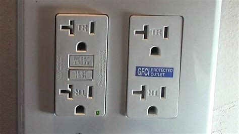gfci outlet not working bathroom ground fault receptacle wiring how do i connect a gfci
