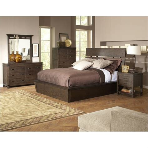 riverside bedroom sets riverside furniture promenade slat panel bed 3 piece