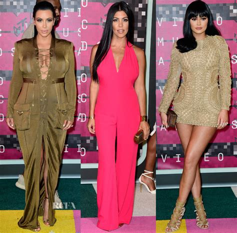 Who Wore It Better Carpet Style Awards by Kourtney Jenner In