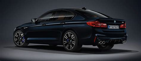 Black Bmw M5 by New Bmw M5 In Different Color Options
