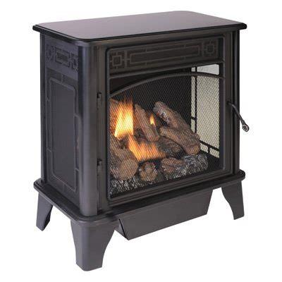 procom fireplace dual fuel vent free 23000 btu