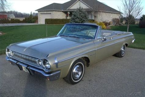 1964 dodge for sale 1964 dodge polara automatic convertible for sale in