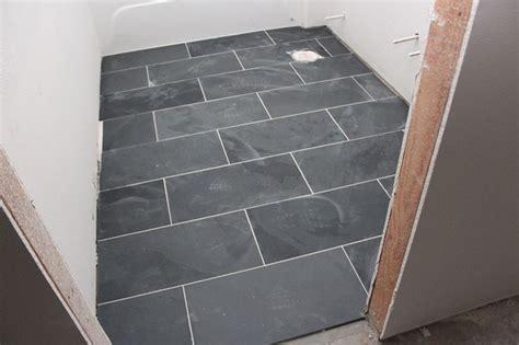 montauk black slate tile 24x12 tile pinterest slate