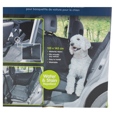 Protective Covers Dogs by Heavy Duty Car Back Seat Protector Pet Washable Water