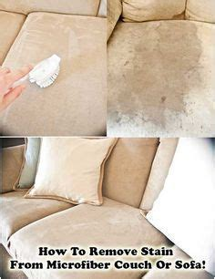 best way to get stains out of microfiber couch how to remove stain from microfiber couch or sofa
