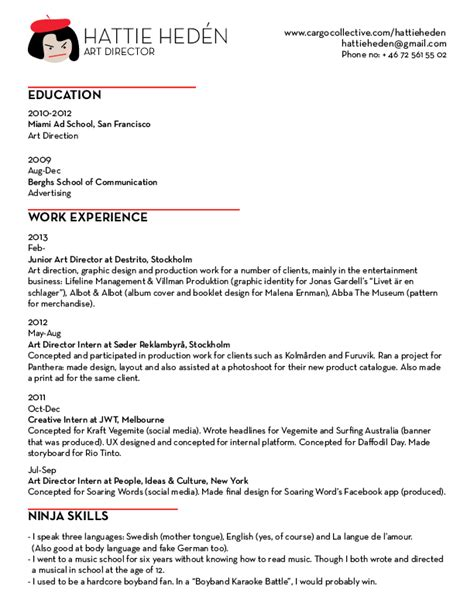 About Me Section On Resume Sle About Me Resume Sle Resume 28 Images Sle Resumes From Resume Writing Professionals Resume