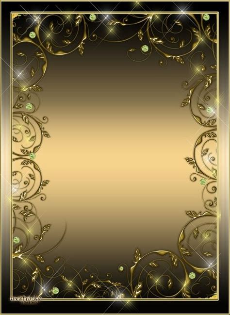 pattern photoshop gold stylish gold frame psd for a photo shining gold patterns