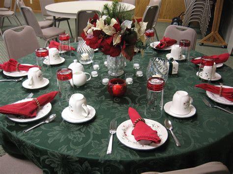 christmas ladies tea table christmas table pinterest