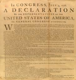 5 Sections Of The Declaration Of Independence by Ch 6 The Declaration Of Independence Skyridge Lass With