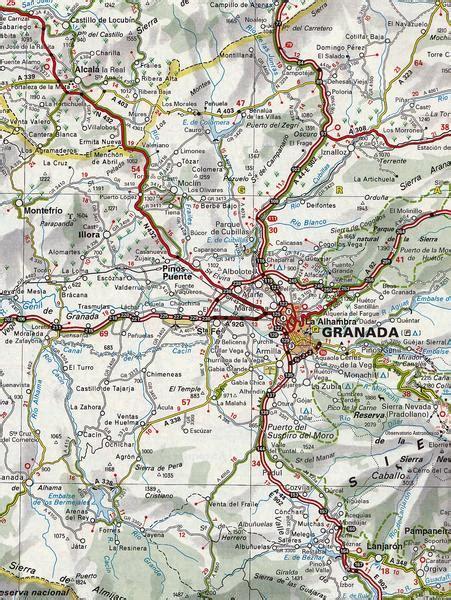 michelin road map usa spain portugal road atlas michelin buy road atlas of