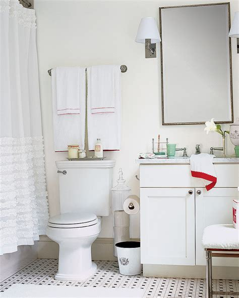 making your bathroom look larger with shower curtain ideas ways to make a small bathroom look bigger popsugar home
