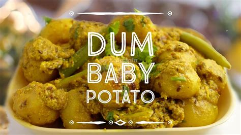 dum aloo with baby potatoes how to make tasty aloo dum
